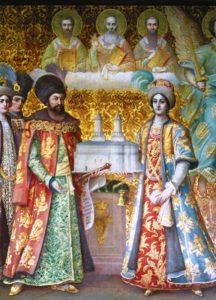 Shqiptari VASILE LUPU (Ujku) ose Vasil Koci (1595-1661) - Vojvoda i Moldavise 1