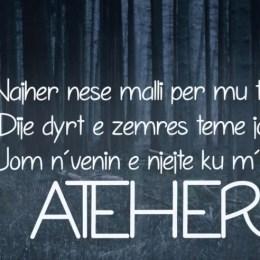 Yll Limani - Najher (Teksti) Tekste kengesh shqip