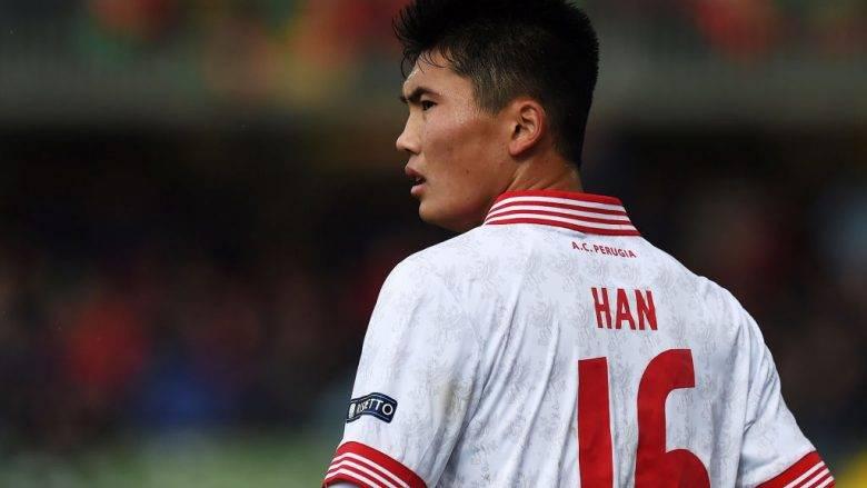 Cili do te jete fati i Han Kwang-Song pas diskutimeve te sotme mes Juventusit dhe Cagliarit.