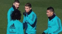 E papritur : Ronaldo, jashtë ekipit të Real Madridit!