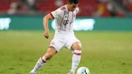 Liverpooli futet në garë për James Rodriguezin