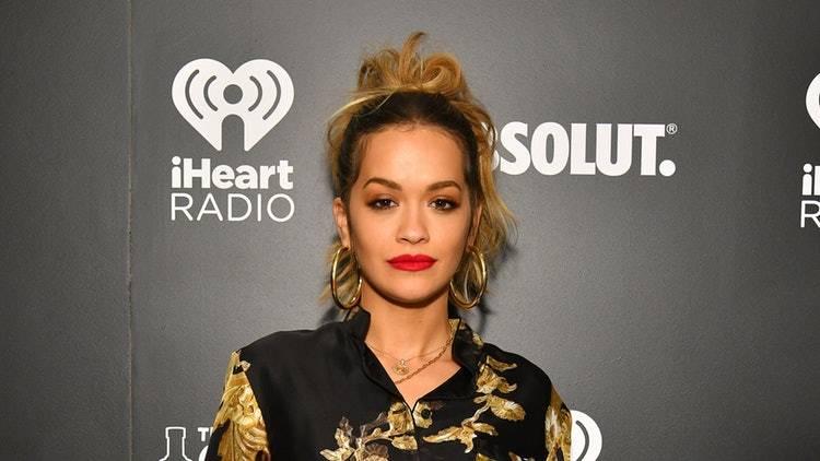 Rita Ora - Proud (Lyrics)