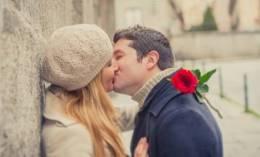 Emocione qe vetem nga nje puthje i perjeton…….