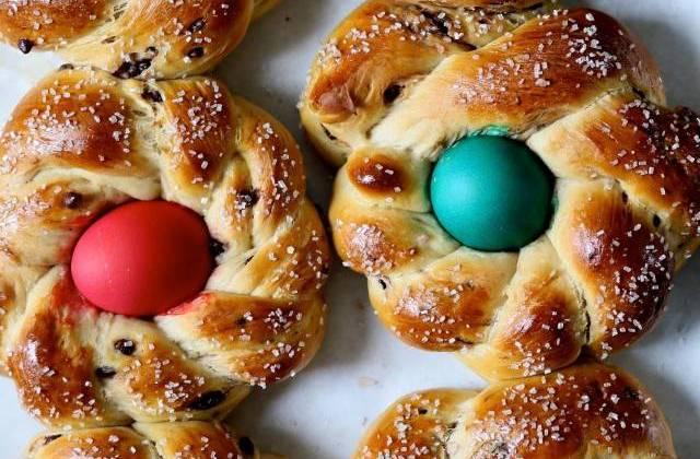 Si pergatitet buka tradicionale e Pashkeve. Receta e gjyshes.