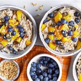 Cilat jane 5 nga ushqimet me te shendetshme per mengjes.