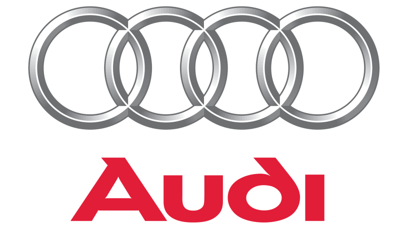 Audi. Nenkuptimi i logos me kater rrathe.
