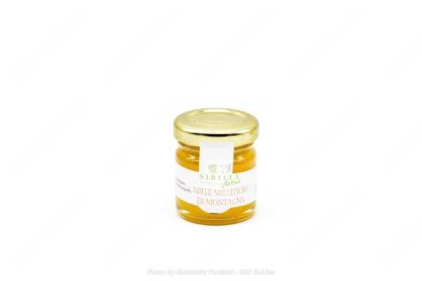 Miele millefiori di montagna 40g