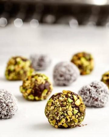kakaolu hurma topları
