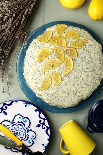 Haşhaşlı Limonlu Tart Tarifi