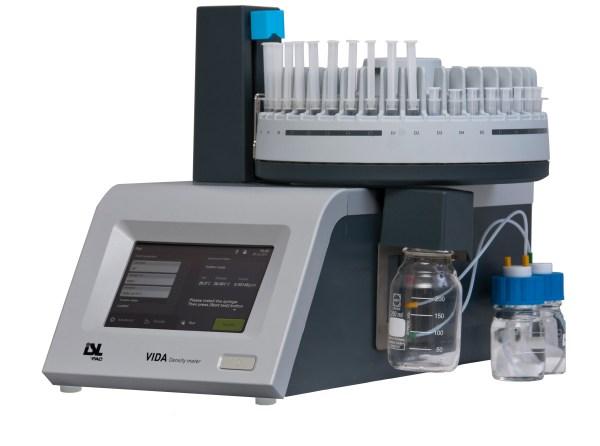 analizador automatico de densidad ligera a pesada sica medicion