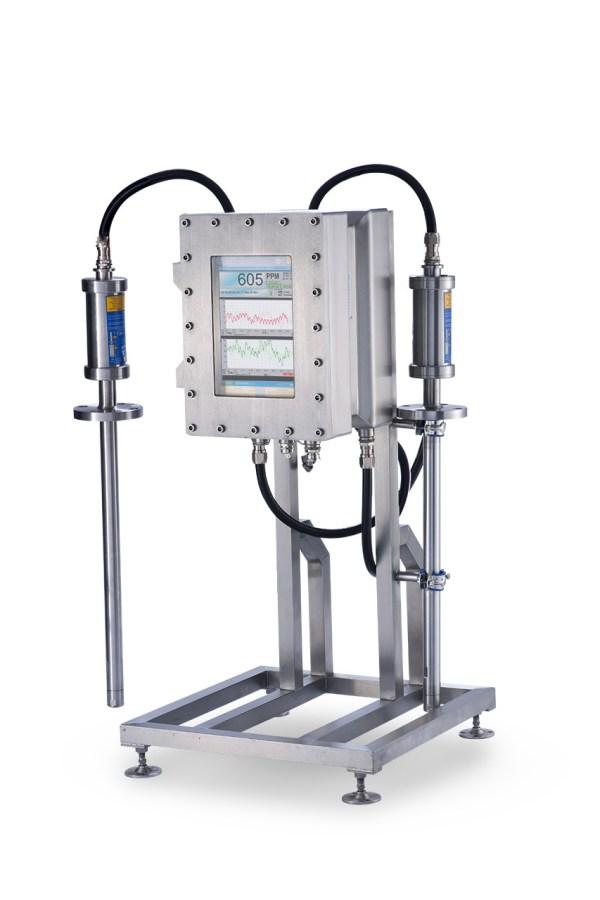 analizador de aceite en agua en linea sica medicion
