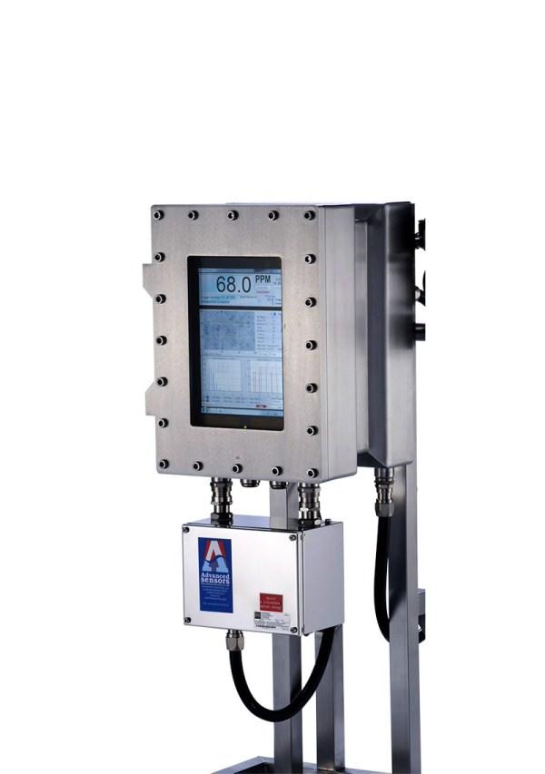 analizador de aceite en agua ex 400m sica medicion