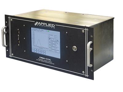 analizador de proceso para rack modelo oma 406r sica medicion