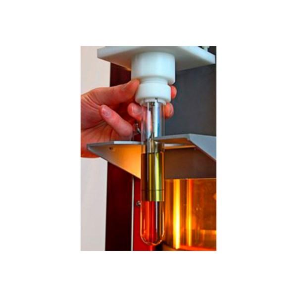 baño liquido escaneo bookfield marca tannas sica medicion