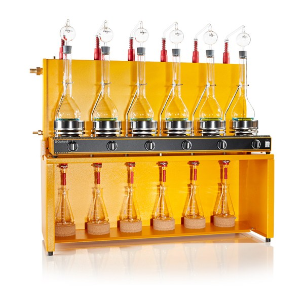 destilacion de vapor modelo destilador clasico sica medicion