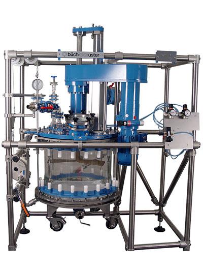 filtros nucha de vidrio plantas piloto cristalizacion sica medicion