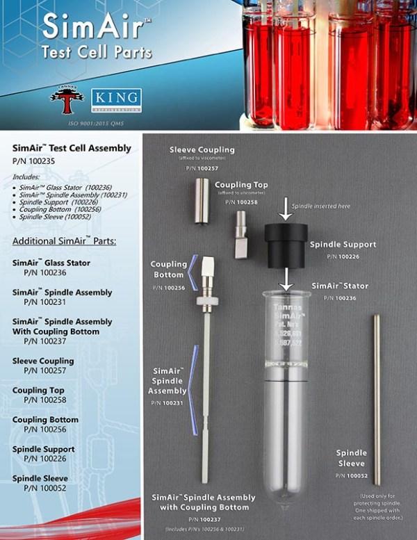 prueba brookfield baja temperatura metodos astm d2983 sica medicion