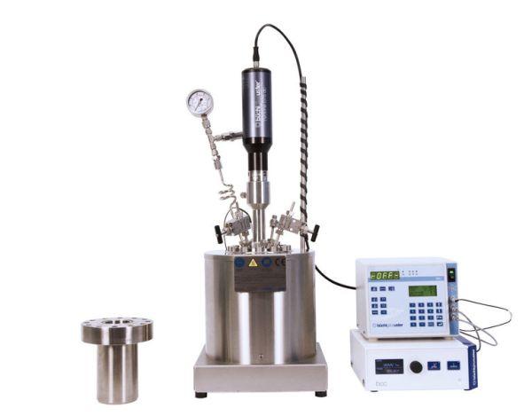 reactor de alta presion y temperatura sica medicion