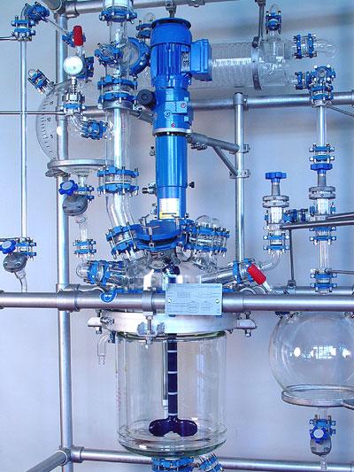 reactor piloto de vidrio chemreactor br modelo chemreactor br sica medicion
