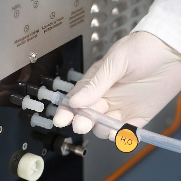sistema de destilacion automatica kjeldahl marca gerhardt sica medicion
