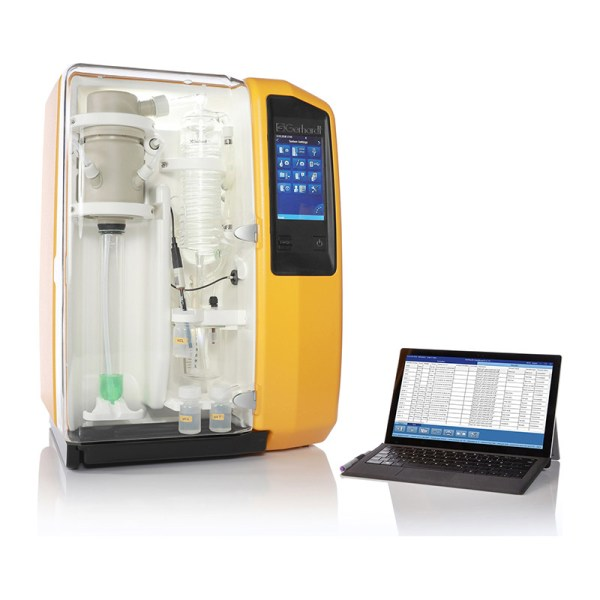 sistema de destilacion automatica kjeldahl sica medicion