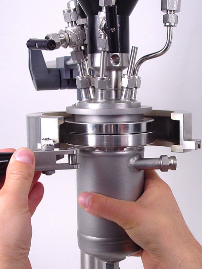 sistema reactor a presion miniclave drive modelo miniclave drive sica medicion