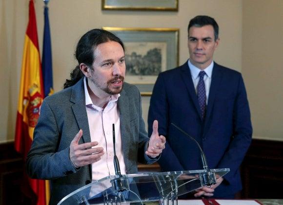 "Sánchez e Iglesias pactan ""meter mano"" a las sicavs"