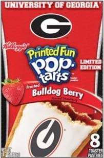 Georgia Pop Tarts