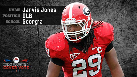Jarvis Jones - EA Sports