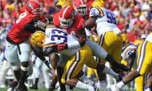 2013 UGA-LSU Football