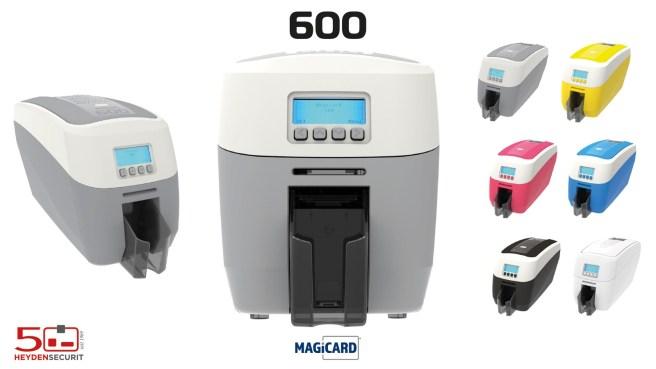 ID-Kartendrucker Magicard 600