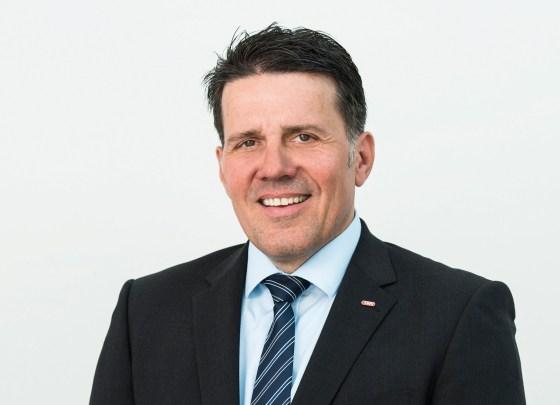 Martin Bemba, seit 1. Mai 2019 Geschäftsführer der Abus Security Center GmbH & Co. KG in Affing bei Augsburg