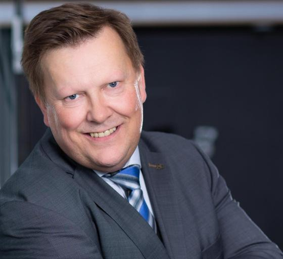 Pieper-Geschäftsführer Thomas Lampe.