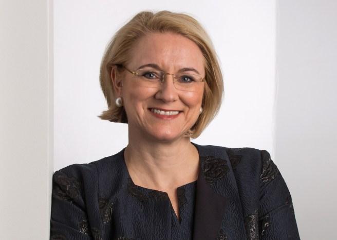 Bettina Meyer, Sprecherin des Vorstandes der Euromicron AG