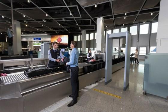 Rund 1.100 Mitarbeiter sind allein am Flughafen Düsseldorf im Einsatz.