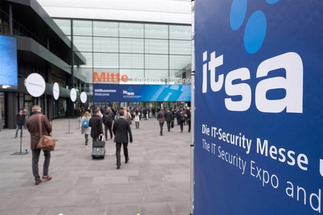 Die It-Sicherheitsfachmesse It-Sa verfügt dieses Jahr über eine erweiterte Ausstellungsfläche.