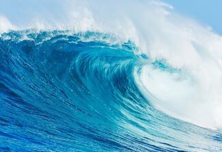 """Krisenmanager müssen Informationen systematisch bewerten, um """"vor die Welle"""" zu kommen, wie sie beispielsweise durch die Coronakrise entstanden ist.."""