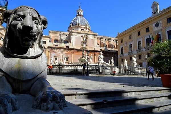 Place de Palerme
