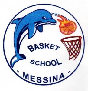 Logo Basket School Messina