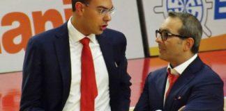 Matteo Jemoli e Ugo Ducarello