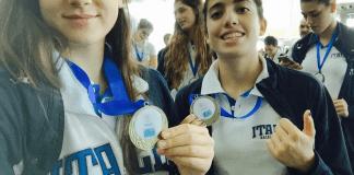 Elena Vella e Costanza Verona