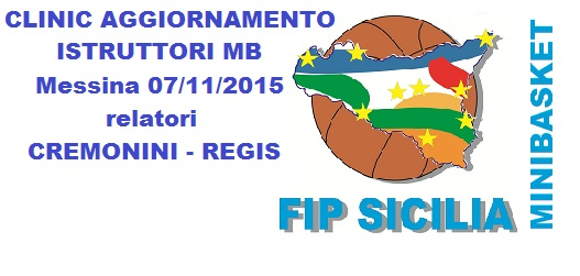 Clinic Minibasket a Messina