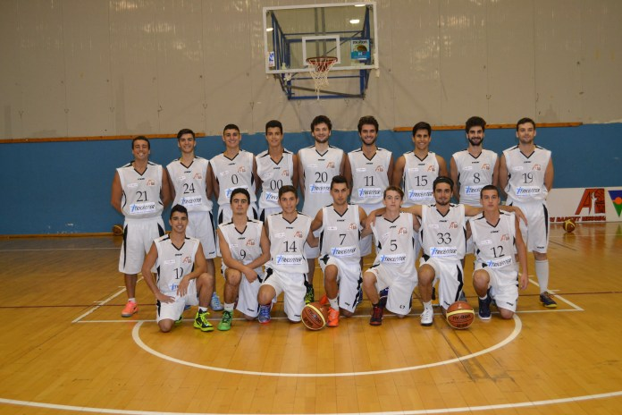 L'Amatori Basket Messina 2014/2015