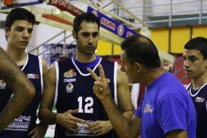 Timeout Milazzo - Coach Interdonato
