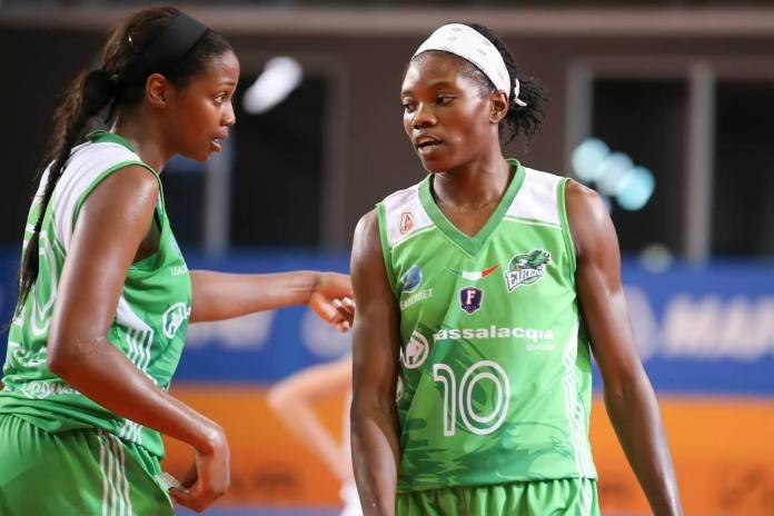 Camille Little e Monique Ngo Njdock