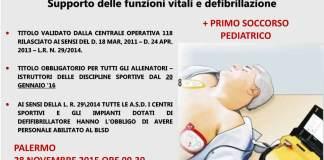 Corsi defibrillatore Fip