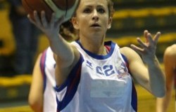 Marija Eric in maglia Rainbow (fonte Basket Catanese, ph. D. Anastasi)