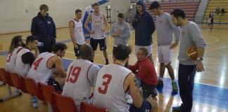 amichevole Aquila Basket Palermo - Cefalù