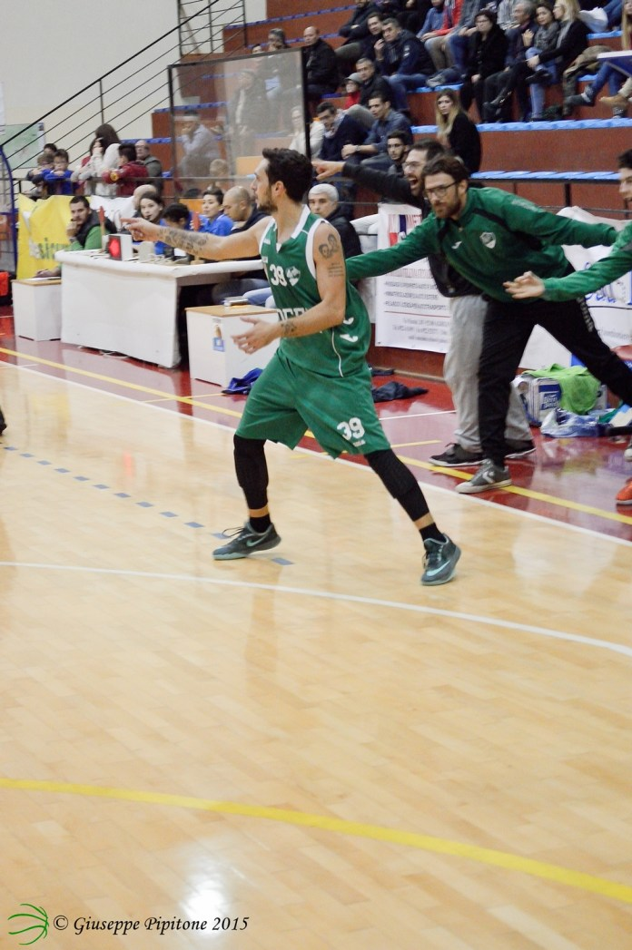 Daro Gullo - Green Basket Palermo