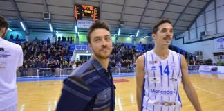 Alessandro Piazza e Andrea Saccaggi